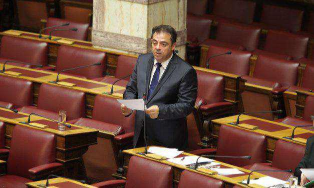 Eρώτηση Δ.Κωνσταντόπουλου για ασφαλιστικές διευκολύνσεις στους πληγέντες από την κακοκαιρία