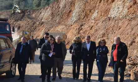 Πάνω από 173 εκατ. ευρώ σε έργα στην Αιτωλοακαρνανία