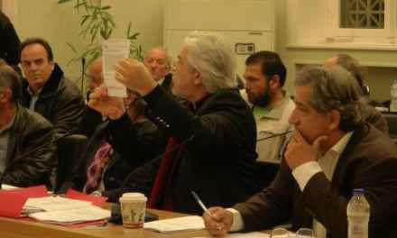 Έκθετος ο Δήμαρχος στα μάτια των πολιτών,λέει ο Τραπεζιώτης!