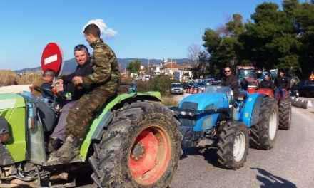 Οι αγρότες κλείνουν τις Eθνικές Oδούς στις 23 Ιανουαρίου!