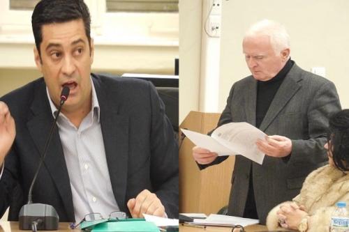 Σκηνές απείρου κάλλους στο δημοτικό συμβούλιο!
