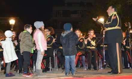 Χριστουγεννιάτικες μελωδίες από την Φιλαρμονική Ορχήστρα Δήμου Αγρινίου