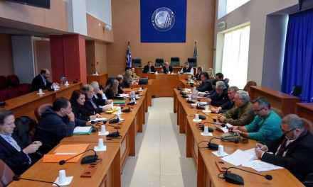 Ειδική συνεδρίαση του Περιφερειακού Συμβουλίου για τον προϋπολογισμό της Περιφέρειας Δυτικής Ελλάδας και του Ιδρύματος «Η Ελπίδα»