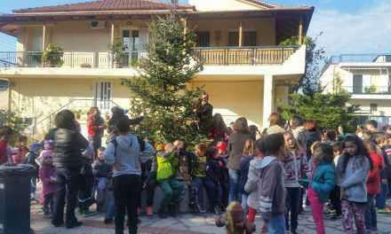 Μύρισαν Χριστούγεννα στην Παραβόλα!