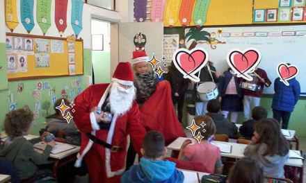 Εορταστικό κλίμα στο 11ο δημοτικό σχολείο Αγρινίου