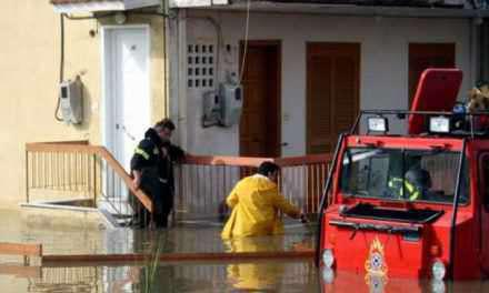 Οικονομική ενίσχυση πλημμυροπαθών στο Δήμο  Μεσολογγίου