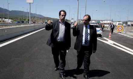 Ο υπουργός Υποδομών και Μεταφορών κ. Χρήστος Σπίρτζης  θα επιθεωρήσει την πρόοδο των κατασκευαστικών εργασιών της Ιονίας Οδού.