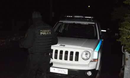 Συλλήψεις στο κόμβο Παναιτωλίου