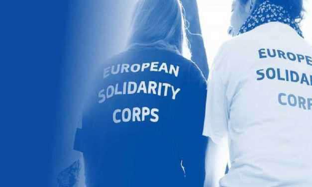 Γεγονός το Ευρωπαϊκό Σώμα Αλληλεγγύης – Άνοιξαν οι αιτήσεις για προσλήψεις και εθελοντές