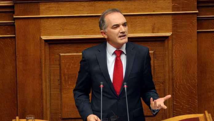 Μάριος Σαλμάς -Εισηγητής στο σχέδιο νόμου  4387/2016