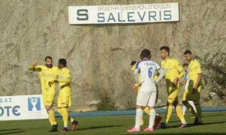 Πρόκριση στους «16»  του Παναιτωλικού με νίκη 5-1 επί της Καλλιθέας