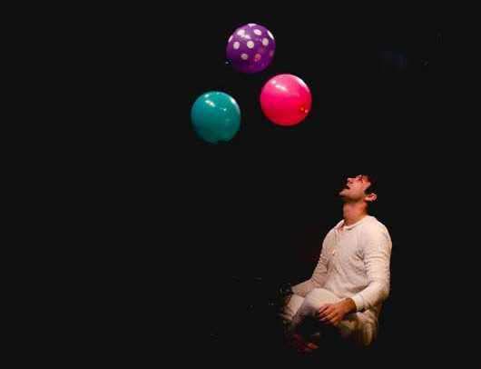 «Μικρο Θέατρο»: Βρεφική παράσταση :«Έξω πάνω μέσα κάτω»