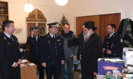 Η Ελληνική Αστυνομία στάθηκε δίπλα στον πολίτη και αυτές τις εορτές