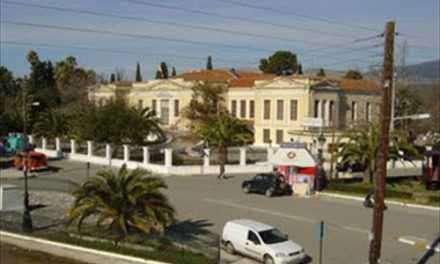 Προς υπογραφή από την Υπουργό Πολιτισμού η απόφαση για το Παλαιό Νοσοκομείο Χατζη-Κώστα