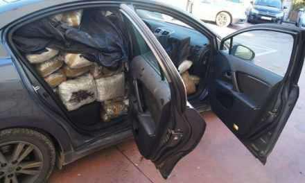 «Τίγκα» στα ναρκωτικά τα αυτοκίνητα