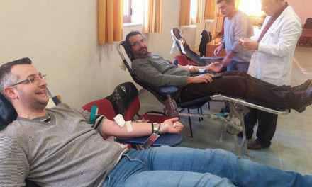 Αιμοδοσία στην Κατούνα