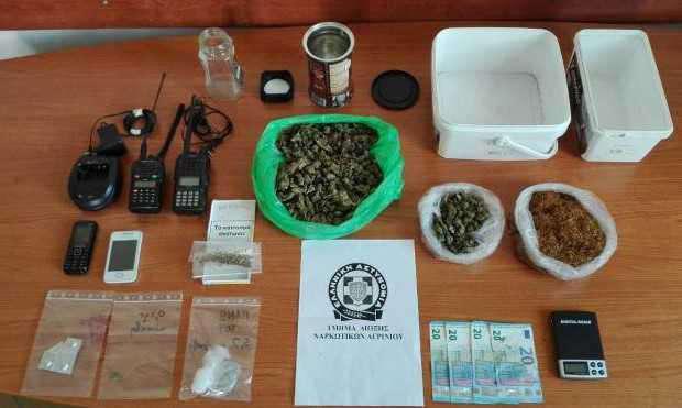 Αγρίνιο: Συνελήφθη 29χρονος για ναρκωτικά
