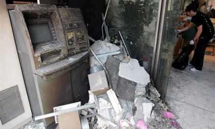 Χαλκιόπουλο: Μετά το κάψιμο στο ΑΤΜ …άρχισαν οι φήμες!