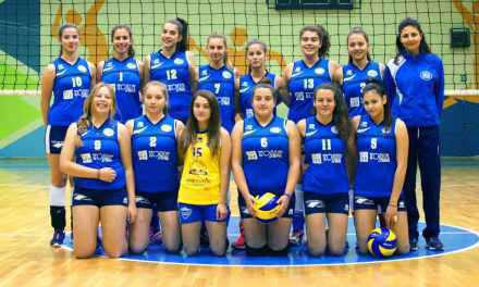 Volley Kορασίδων / Γ.Φ.Σ. Παναιτωλικός –Π.Α.Σ. Ιωνικός ΄80  3-1 ΣΕΤ
