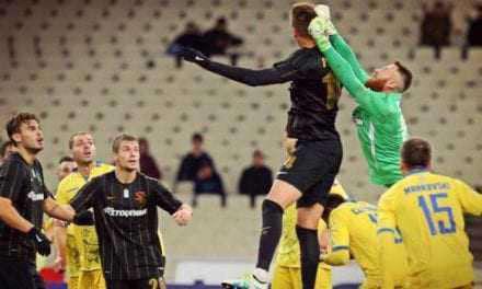 ΑΕΚ – Παναιτωλικός 0-0