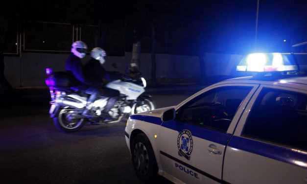 Συλλήψεις στην Εθνική Οδό Αντιρρίου Ιωαννίνων