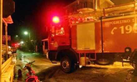 Αγρίνιο: Στο Νοσοκομείο ηλικιωμένος από φωτιά σε οικία!