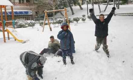Κλειστά και αύριο τα σχολεία του Αγίου Βλασίου
