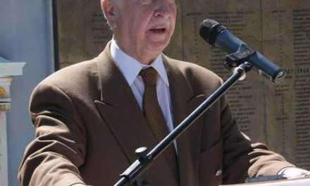 Ομιλία του καθηγητού Γρηγορίου Κωσταρά στη Σχολή Γονέων στο Αγρίνιο