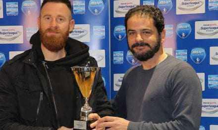 Βραβείο MVP στον Δημήτρη Κυριακίδη