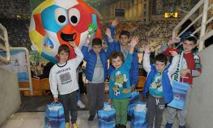 Πρεμιέρα για την παιδική Κερκίδα ΟΠΑΠ