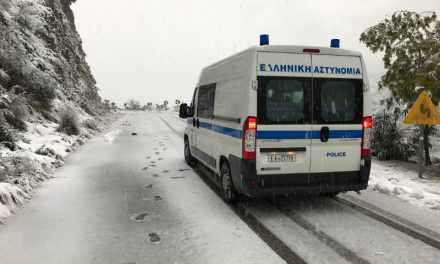 Τεράστια είναι τα προβλήματα στο οδικό δίκτυο  της Ορεινής Ναυπακτίας- αποκλεισμένοι κάτοικοι!