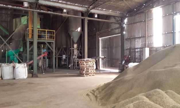 Βιομάζα από την αγρο-βιομηχανία