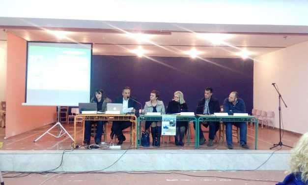 Ματαράγκα:  «Η καλλιέργεια της ελιάς, ποιοτική παραγωγή και προοπτικές»