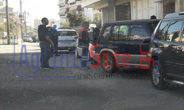 Τώρα-Αγρίνιο: Τροχαίο στην οδό Καλλίνικου και στον Κόμβο Σταδίου