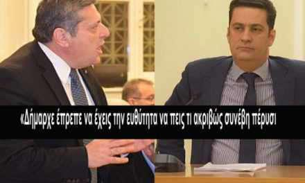 Ρόκος:Tον είχα προειδοποιήσει το Δήμαρχο εδώ και ένα χρόνο!