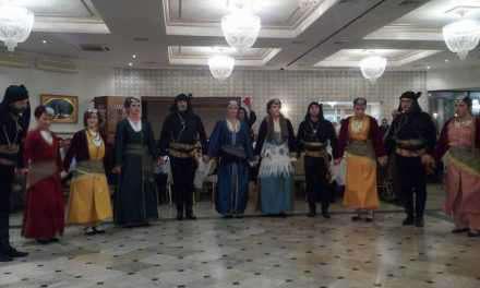 Ετήσιος χορός Συλλόγου Ποντίων Ν Αιτ/νιας Δημήτρης Ψαθάς