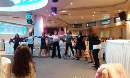 Ο χορός του συλλόγου σύλλογος » Αβωρανιτών-Λιβαδακιωτών»