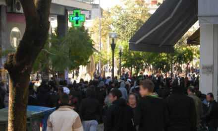 Αγρίνιο: Πορεία μαθητών  για την κατάργηση των επαναληπτικών πανελλαδικών