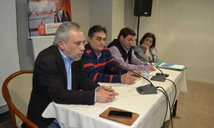 Αγρίνιο: Ο Γιώργος Ελενόπουλος στην Oλομέλεια του «Κινήματος»