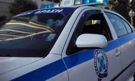 Συνελήφθη για μέθη στο Αγρίνιο