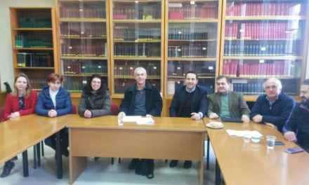 Αναβάθμιση εφαρμοσμένης έρευνας και αγροδιατροφικού τομέα με την εφαρμογή δράσεων συνεργασίας μεταξύ Περιφέρειας και ΕΛΓΟ ΔΗΜΗΤΡΑ