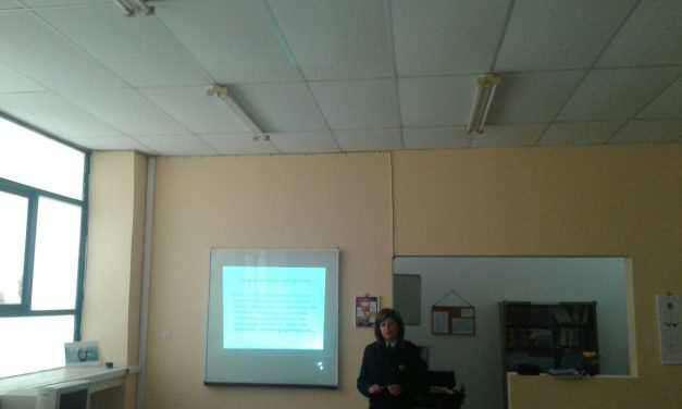 Αγρίνιο: Αξιωματικοί Υπηρεσιών της Διεύθυνσης Αστυνομίας Ακαρνανίας πραγματοποίησαν διαλέξεις σε μαθητές Λυκείου