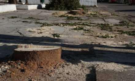 Σοβαρές καταγγελίες για την ανάπλαση στην πλατεία του Αγίου Ιωάννη Ρηγανά
