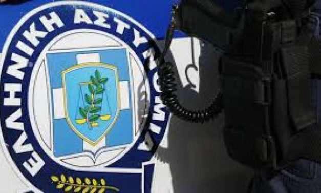 Δυτική Ελλάδα:Μηνιαία δραστηριότητα της Ελληνικής αστυνομίας