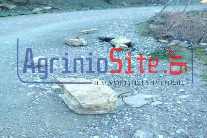 Παρακαμπύλια: Tρύπα «θάνατος»  και  «φονικοί» ογκόλιθοι