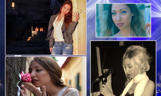 Μαρία Κωσταράκη: Μία νέα και ταλαντούχα τραγουδίστρια με ρίζες από τη Βόνιτσα!
