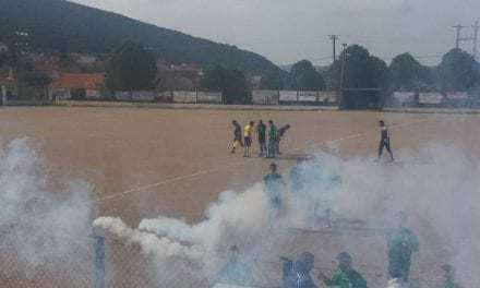 Τραυματίστηκε σοβαρά ποδοσφαιριστής της Μεδεών Κατούνας στο αγώνα με τον Α.Ο. Αρχοντοχωρίου [φωτο κ βιντεο]]