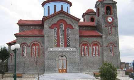 Το Σάββατο πανηγυρίζει  ο Ιερός Ναός  ΕΥΑΓΓΕΛΙΣΜΟΥ ΤΗΣ ΘΕΟΤΟΚΟΥ  στη Νέα Αβώρανη