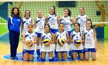 Αγώνας Volley Γυναικών Κόρινθος-Ιωνικός.