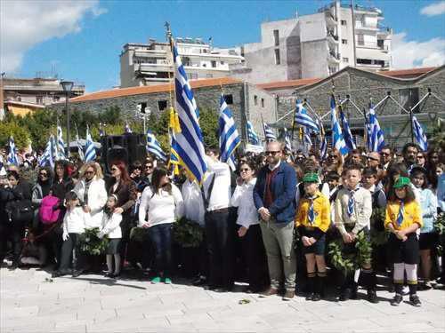 Αγρίνιο: Κορυφώνονται αύριο οι εκδηλώσεις για την Εθνική Επέτειο της 25ης Μαρτίου
